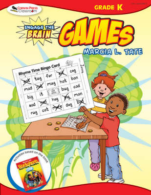 Engage the Brain: Games, Kindergarten (Paperback)