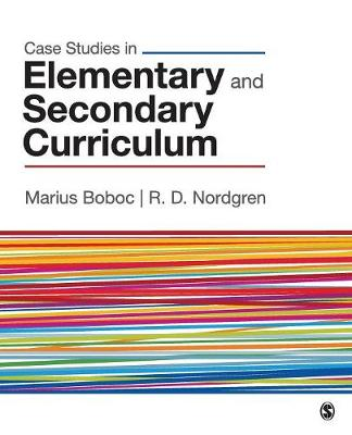 Case Studies in Elementary and Secondary Curriculum (Paperback)