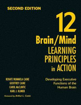 12 Brain/mind Learning Principles in Action: Developing Executive Functions of the Human Brain (Hardback)
