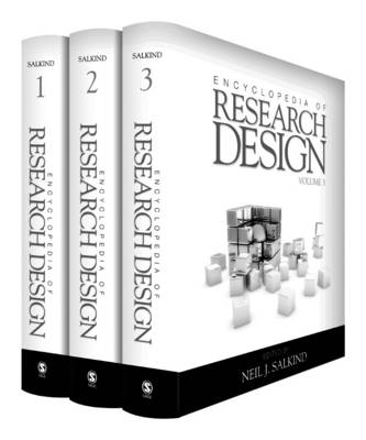 Encyclopedia of Research Design (Hardback)