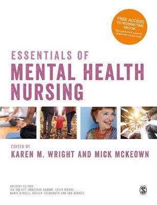 Essentials of Mental Health Nursing (Hardback)
