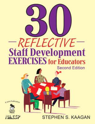 30 Reflective Staff Development Exercises for Educators (Paperback)