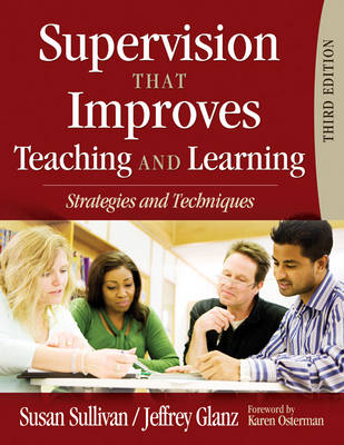Supervision That Improves Teaching and Learning: Strategies and Techniques (Paperback)