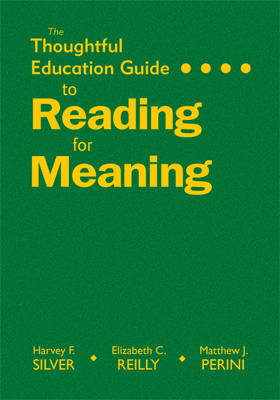 The Thoughtful Education Guide to Reading for Meaning (Hardback)