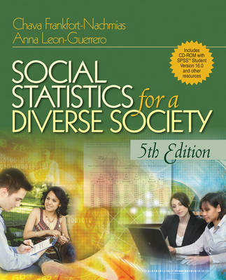 Social Statistics for a Diverse Society: AND SPSS Student Version 16.0 CD-ROM (Paperback)