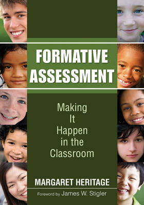 Formative Assessment: Making It Happen in the Classroom (Paperback)
