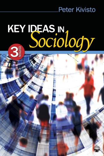Key Ideas in Sociology (Paperback)