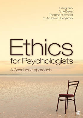 Ethics for Psychologists: A Casebook Approach (Paperback)