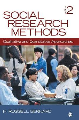 Social Research Methods: Qualitative and Quantitative Approaches (Hardback)