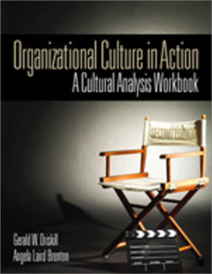 Organizational Culture in Action: A Cultural Analysis Workbook (Paperback)