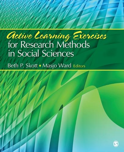 Active Learning Exercises for Research Methods in Social Sciences (Paperback)