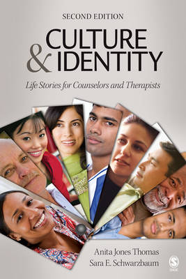 Culture and Identity: Life Stories for Counselors and Therapists (Paperback)