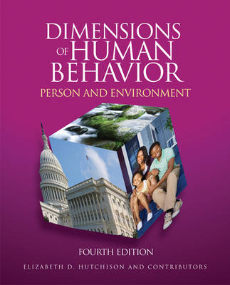 Dimensions of Human Behavior: Person and Environment (Paperback)