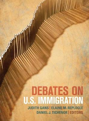 Debates on U.S. Immigration (Hardback)