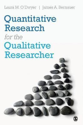 Quantitative Research for the Qualitative Researcher (Paperback)