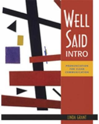 Well Said Intro: Pronunciation for Clear Communication (Paperback)