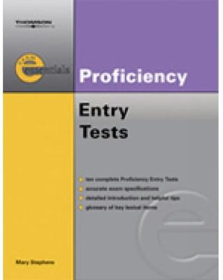 Exam Essentials: Proficiency Entry Test: CPE Entry Test (Paperback)