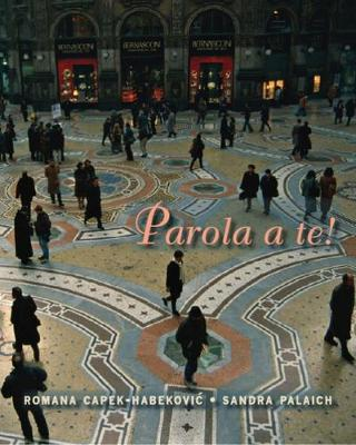 Parola a te!: Italian Conversation (Paperback)