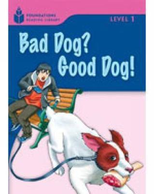 Bad Dog? Good Dog!: Foundations Reading Library 1 (Paperback)
