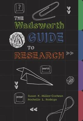 The Wadsworth Guide to Research (Paperback)