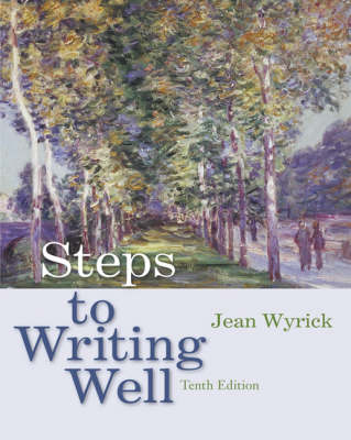 Steps to Writing Well (Paperback)