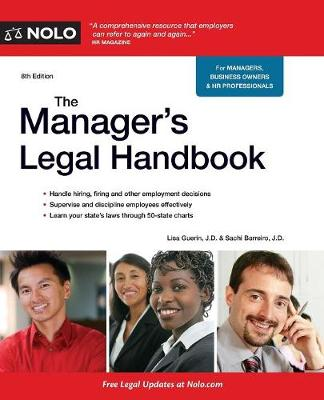The Manager's Legal Handbook (Paperback)