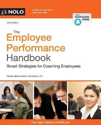 The Employee Performance Handbook: Smart Strategies for Coaching Employees (Paperback)