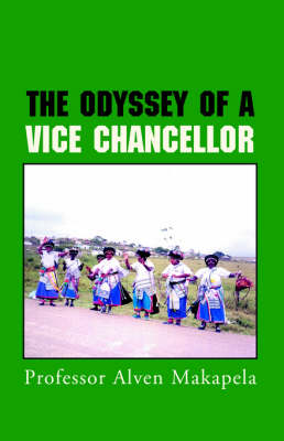 The Odyssey of a Vice Chancellor (Paperback)