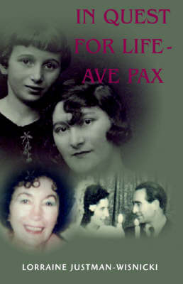 In Quest for Life Ave Pax (Hardback)