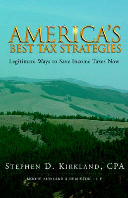 America's Best Tax Stratagies (Paperback)