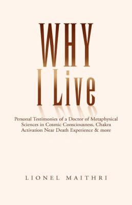 Why I Live (Paperback)