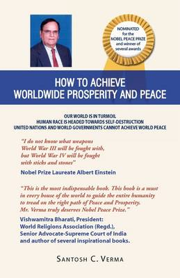 How to Achieve Worldwide Prosperity and Peace (Paperback)