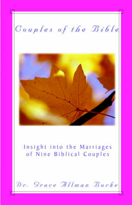 Couples of the Bible (Paperback)
