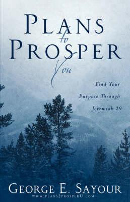 Plans to Prosper You (Paperback)
