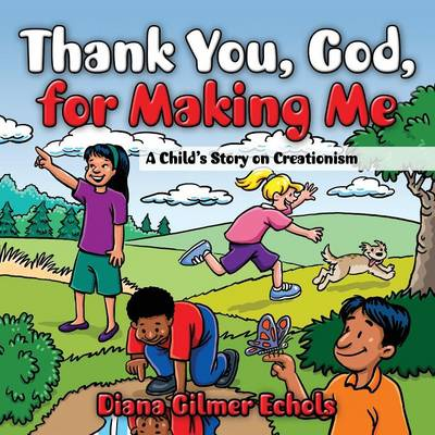 Thank You, God, for Making Me (Paperback)