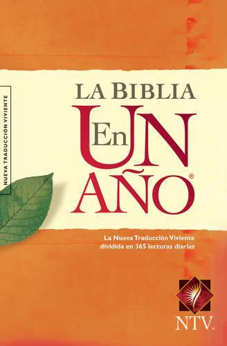 La Biblia En Un Ano-NTV (Paperback)