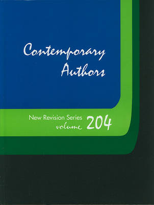 Contemporary Authors: A Bio-Bibliographical Guide to Current Writers in Fiction, General Nonfiction, Poetry, Journalism, Drama, Motion Pictures, Television, and Other Fields - Contemporary Authors 293 (Hardback)