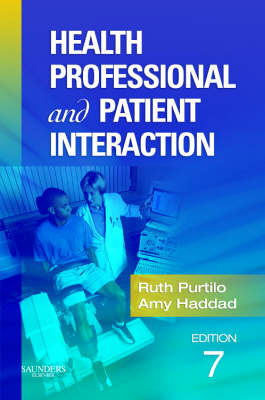 Health Professional and Patient Interaction (Paperback)