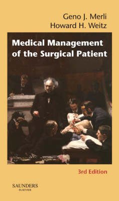Medical Management of the Surgical Patient (Paperback)