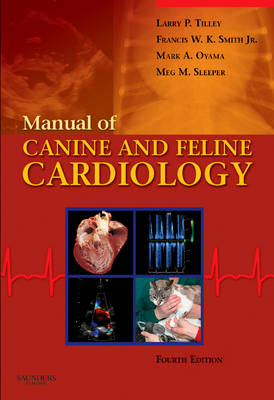 Manual of Canine and Feline Cardiology (Hardback)