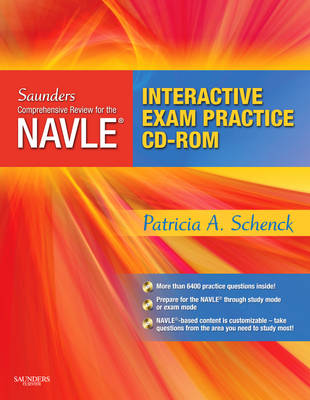 Saunders Comprehensive Review for the NAVLE Board Review and Exam Practice Package