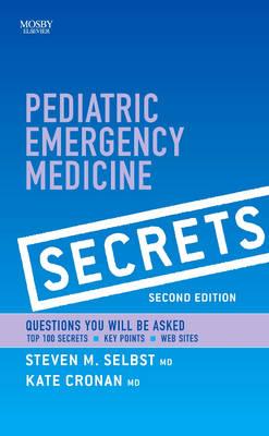 Pediatric Emergency Medicine Secrets - Secret (Paperback)
