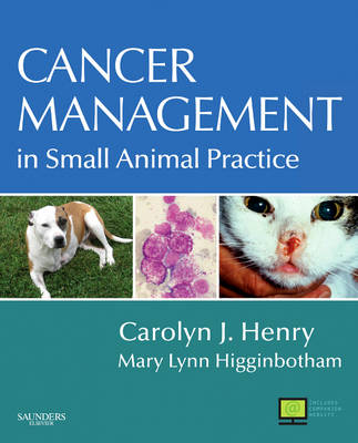 Cancer Management in Small Animal Practice (Paperback)