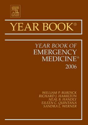 Year Book of Emergency Medicine 2006 - Year Books (Hardback)