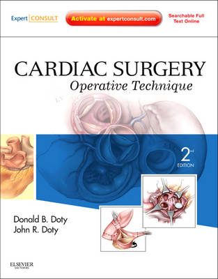 Cardiac Surgery: Operative Technique - Expert Consult: Online and Print (Hardback)