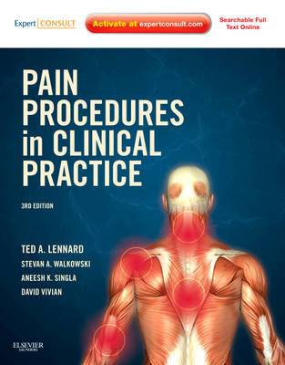 Pain Procedures in Clinical Practice: Expert Consult: Online and Print (Hardback)