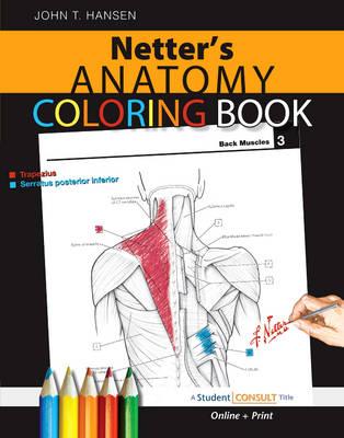 Netter's Anatomy Coloring Book - Netter Basic Science