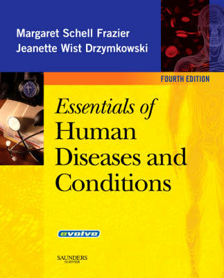 Essentials of Human Diseases and Conditions (Paperback)