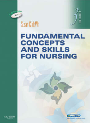 Fundamental Concepts and Skills for Nursing (Paperback)