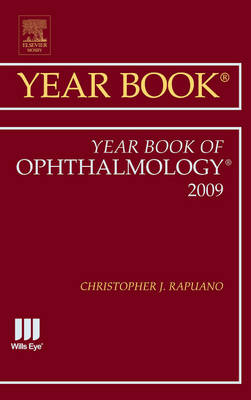 Year Book of Ophthalmology - Year Books 2009 (Hardback)
